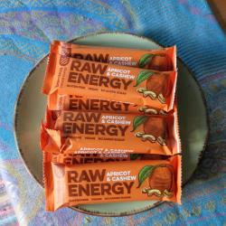 Bombus Raw Energy apricot 50 g